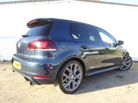USED 2012 61 VOLKSWAGEN GOLF 2.0 GTI EDITION 35 5d AUTO 234 BHP