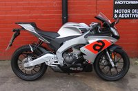 USED 2018 18 APRILIA RS 125 RS 125 ABS A Cracking Low Mileage Learner Legal Sports Bike. Finance Available.