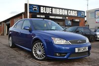 USED 2006 56 FORD MONDEO 3.0 ST220 5d 226 BHP PERFORMANCE BLUE