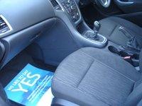 USED 2012 62 VAUXHALL ASTRA 1.4 EXCLUSIV 5d 98 BHP