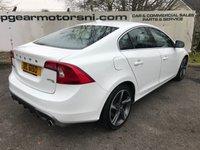 USED 2012 VOLVO S60 R-DESIGN DRIVE 1.6 D 115 BHP