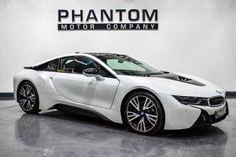 2016 BMW I8 1.5 I8 2d AUTO 228 BHP £54990.00