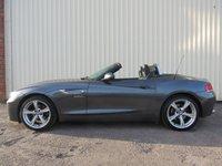 USED 2013 13 BMW Z4 2.0 Z4 SDRIVE20I M SPORT ROADSTER 2d AUTO 181 BHP