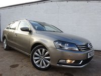 USED 2013 13 VOLKSWAGEN PASSAT 2.0 HIGHLINE TDI BLUEMOTION TECHNOLOGY 5d 139 BHP
