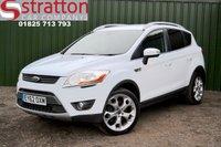 2012 FORD KUGA 2.0 TITANIUM TDCI AWD 5d 163 BHP £9995.00