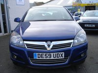 USED 2009 59 VAUXHALL ASTRA 1.6 SXI 5d 114 BHP