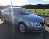 2009 VOLKSWAGEN PASSAT 2.0 TDI HIGHLINE LEATHER 4d 109 BHP £3599.00