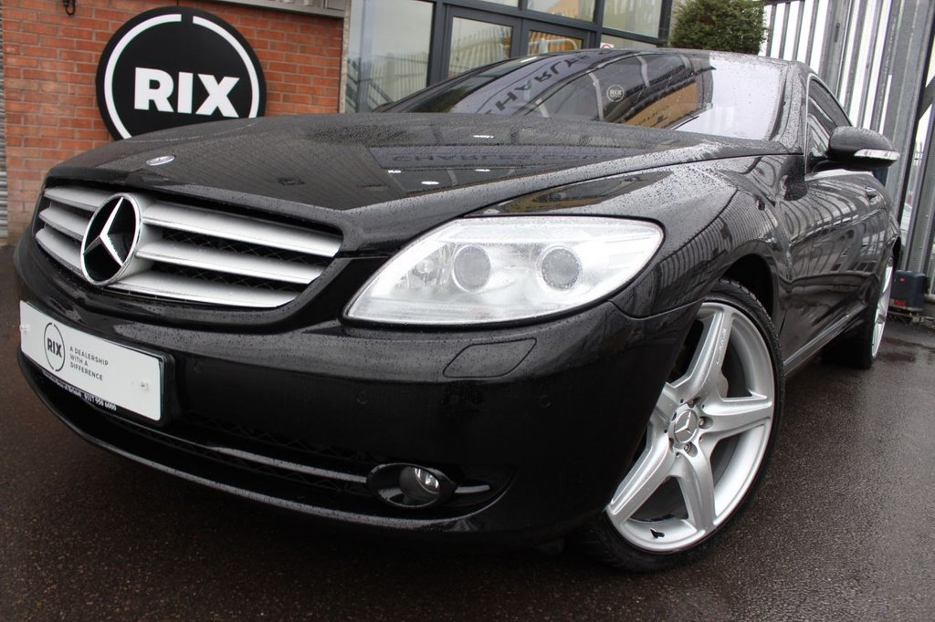 MERCEDES-BENZ CL for sale