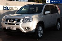 USED 2013 13 NISSAN X-TRAIL 2.0 TEKNA DCI 5d 171 BHP Surround Parking Cameras / Satellite Navigation / Panoramic Roof / Cruise Control / Full Leather Interior / Heated Electric Front Seats