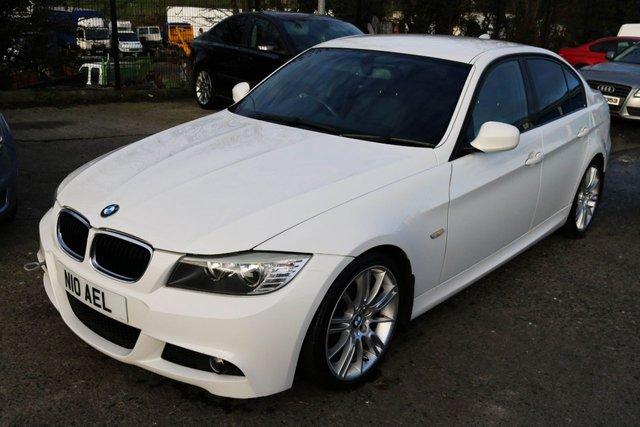 2009 BMW 3 SERIES 2.0 318I  M SPORT **PARTS OR REPAIR**