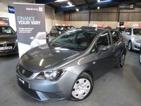 2015 SEAT IBIZA 1.2 S A/C 5d 69 BHP £4690.00