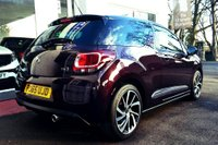 USED 2015 65 DS DS 3 1.6 BLUEHDI DSTYLE NAV S/S 3d 98 BHP STUNNING DS3 IN WHISPER PURPLE WITH SAT NAV