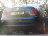 USED 2004 04 VOLKSWAGEN BORA 1.9 HIGHLINE TDI 4d AUTO 130 BHP ONLY 85K FROM NEW RARE AUTO