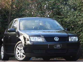 2004 VOLKSWAGEN BORA 1.9 HIGHLINE TDI 4d AUTO 130 BHP £3450.00