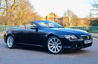 USED 2007 07 BMW 6 SERIES 4.8 650I SMG 2d AUTO 363 BHP