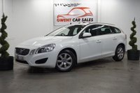 USED 2012 12 VOLVO V60 1.6 DRIVE ES S/S 5d 113 BHP