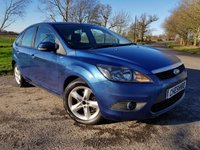 2009 FORD FOCUS 1.6 ZETEC 5d + 1 FORMER KEEPER + HISTORY + 2 KEYS £2950.00