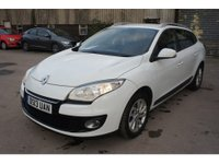 USED 2013 13 RENAULT MEGANE 1.5 EXPRESSION PLUS ENERGY DCI S/S 5d 110 BHP DIESEL ESTATE, FULL HISTORY