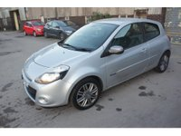 USED 2011 61 RENAULT CLIO 1.1 DYNAMIQUE TOMTOM 16V 3d 75 BHP ONLY 59K MILES, SAT NAV