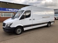 USED 2014 64 MERCEDES-BENZ SPRINTER 2.1 313 CDI LWB 129 BHP