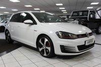 2014 VOLKSWAGEN GOLF 2.0 GTI DSG 220 BHP £16450.00