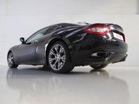 USED 2008 58 MASERATI GRANTURISMO 4.7 MC-SHIFT 2d AUTO 440 BHP FINISHED IN BLACK