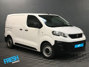 2017 PEUGEOT EXPERT 1.6 BLUE HDI PROFESSIONAL COMPACT  £12885.00