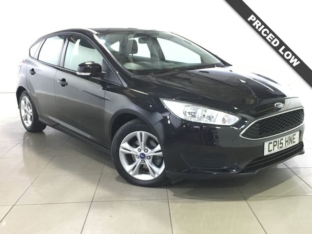 View our 2015 15 FORD FOCUS 1.6 STUDIO 5d 85 BHP