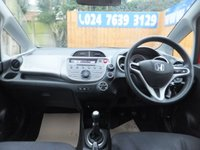 USED 2010 10 HONDA JAZZ 1.2 I-VTEC SI 5d 89 BHP AIR CON, FSH X 5 STAMPS