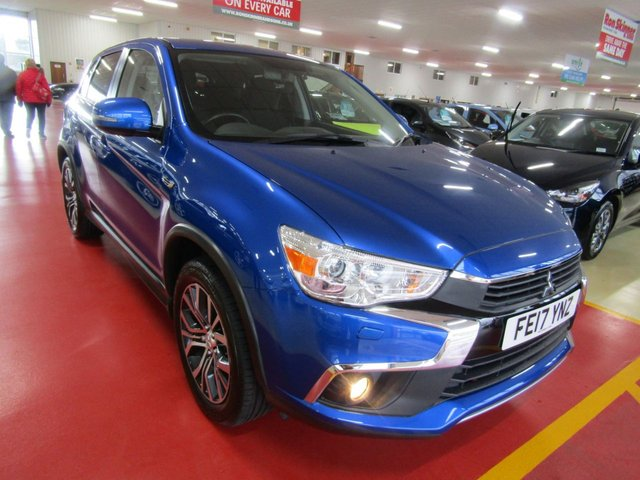 View our 2017 17 MITSUBISHI ASX 1.6 3 5d 115 BHP