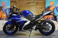2018 YAMAHA YZF-R3 R3 ABS - Low miles! £3994.00