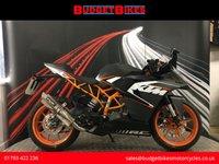 USED 2016 16 KTM RC 125 125cc RC 125