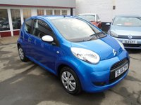 2009 CITROEN C1 1.0 SPLASH 3d 68 BHP £2995.00