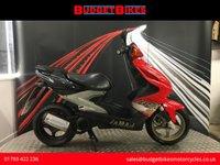 USED 2001 Y YAMAHA AEROX 101cc YQ100