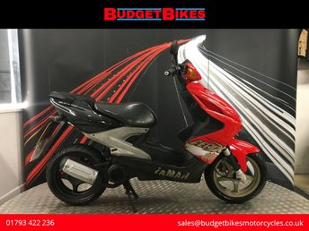 View our YAMAHA AEROX