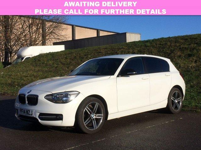 View our 2014 14 BMW 1 SERIES 2.0 116D SPORT 5d AUTO 114 BHP