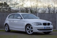 2011 BMW 1 SERIES 2.0 116D SPORT 3d 114 BHP £4750.00