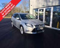 USED 2013 63 FORD FOCUS 1.6 TDCI ZETEC 115 BHP THIS VEHICLE IS AT SITE 2 - TO VIEW CALL US ON 01903 323333