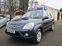 USED 2005 54 HONDA CR-V 2.0 I-VTEC SPORT 5d 148 BHP ELECTRIC AND HEATED DOOR MIRRORS