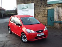 USED 2015 65 SEAT MII 1.0 S 3d 59 BHP (ONE Owner FULL History)