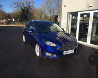 USED 2015 65 FORD FOCUS 1.0 TITANIUM NAVIGATOR ECOBOOST 125 BHP THIS VEHICLE IS AT SITE 2 - TO VIEW CALL US ON 01903 323333