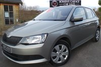 USED 2015 15 SKODA FABIA 1.2 S TSI DSG 5d AUTO 109 BHP Low Miles - 3 Services - £20 Road Tax - Rare Automatic