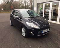 USED 2010 59 FORD FIESTA 1.4 TITANIUM AUTOMATIC THIS VEHICLE IS AT SITE 2 - TO VIEW CALL US ON 01903 323333