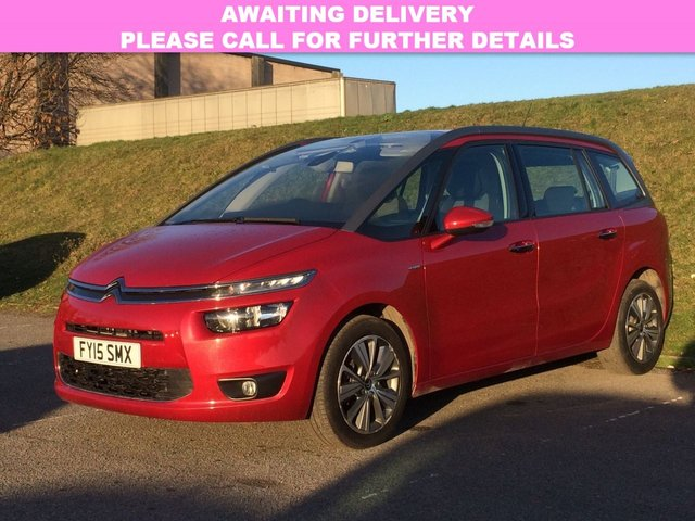 View our 2015 15 CITROEN C4 GRAND PICASSO 1.6 E-HDI EXCLUSIVE ETG6 5d AUTO 113 BHP