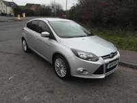 USED 2011 11 FORD FOCUS 1.6 TI-VCT Zetec Petrol 5 door