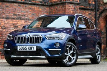 2015 BMW X1 2.0 20d xLine xDrive 5dr £19977.00