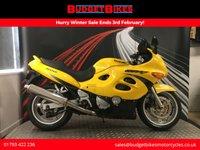 2001 SUZUKI GSX600 600cc GSX 600 FK1  £1690.00