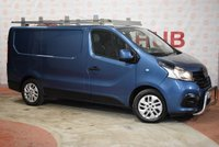 USED 2015 RENAULT TRAFIC 1.6 SL27 SPORT ENERGY DCI S/R P/V 1d 120 BHP