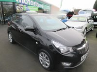 USED 2015 65 VAUXHALL VIVA 1.0 SE ECOFLEX 5d 74 BHP ***JUST ARRIVED...TEST DRIVE TODAY***NO DEPOSIT DEALS