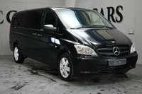 USED 2010 60 MERCEDES-BENZ VITO 2.1 113 CDI DUALINER 1d 136 BHP This 5 Seat Mercedes Vito is the Second Generation Facelift Model with a More Efficient Engine, A Smarted Cabin and Increased Payload Capacity. This Spacious Medium Sized Van Includes Bluetooth Connectivity, Air Conditioning, 17 Inch Alloy Wheels, Leather Multi Function Steering Wheel, Privacy Glass, Cruise Control and Automatic Lights. Under the Bonnet is a 2.1 Litre Four Cylinder Diesel Engine that has Gained a Good Reputation for its Combination of Performance, Economy and Refinement.